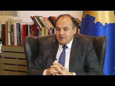 """Arena- """"Intervistë me Enver Hoxhaj"""""""