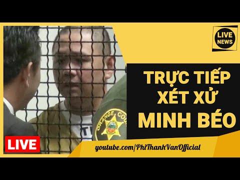Sốc: Video Minh Béo Đầu Trọc Lóc Hầu Phiên Tòa Thứ 6 Ngày 13 - Tường Thuật Trực Tiếp Tin Mới Nhất