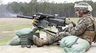 USMC Mark 19 40mm AUTOMATIC GRENADE LAUNCHER