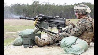 USMC Mark 19 40mm AUTOMATIC GRENADE LAUNCHER