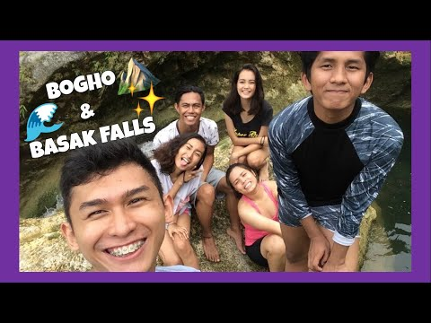 Bogho & Basak Falls, San Fernando, Cebu | Travel Diary 🌏