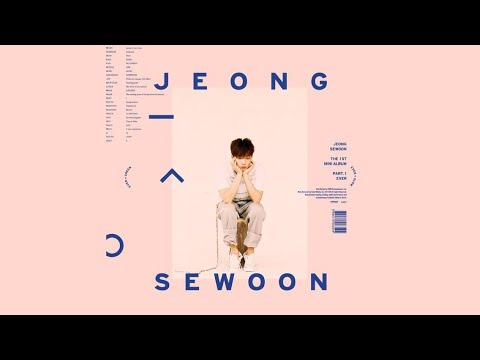 [ Instrumental ] Jeong Sewoon 'JUST U' (Prod. By GroovyRoom)
