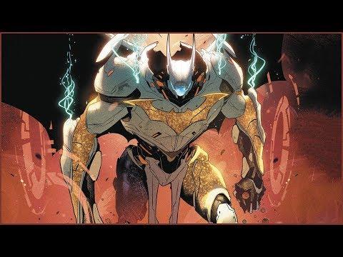 Batman's Most Powerful Armor Revealed