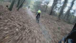 Schleichfahrt #3 - Lets get down in Darmstadt [MTB Trails]