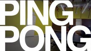 Gopro: ping pong practice