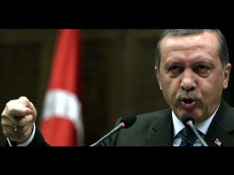 Cumhurbaşkanı Erdoğan Sinirlendi: Türkiye Cumhuriyeti Kararlı Bir Devlettir!