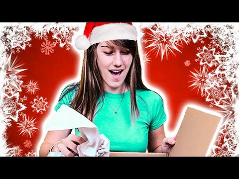 Opening Christmas Gifts with My Family! 🎁 Opening Fan Mail from Viewers