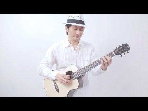 Dong Yun Chang - IF   Guitar Fingerstyle Solo   aNueNue Bird Guitar - M200