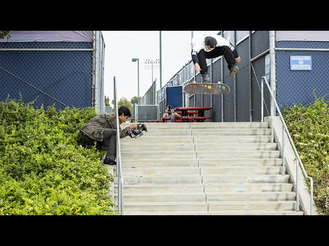 How Chris Joslin's Tough Childhood Turned Him Into One Of The Best Skaters