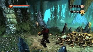 Прохождение Overlord: 9я часть [Синие]