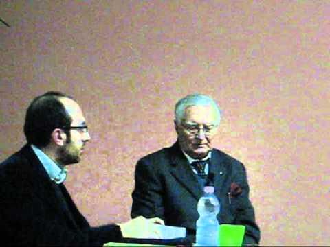Pio Angelo Bigo, ex deportato in 7 lager. Cigliano 11/11/2010. Parte 1 thumbnail