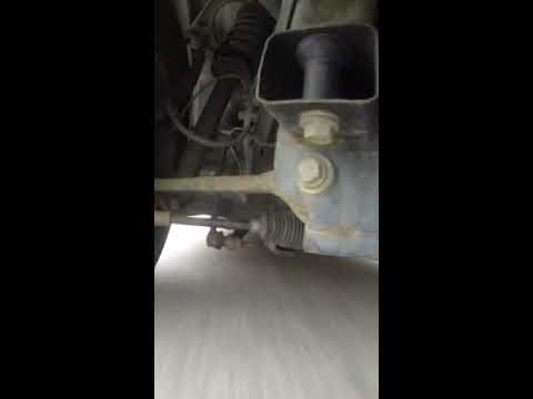 2010 Dodge Charger suspension noise - YouTube
