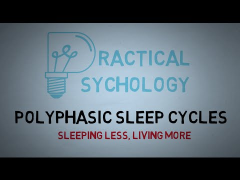 Polyphasic Sleep Cycles - Uberman, Dymaxion, and Everyman Sleep Schedules