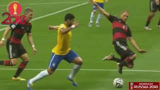 Brazil vs Germany 1-7 world cup 2014 | Highlights & goals resumen