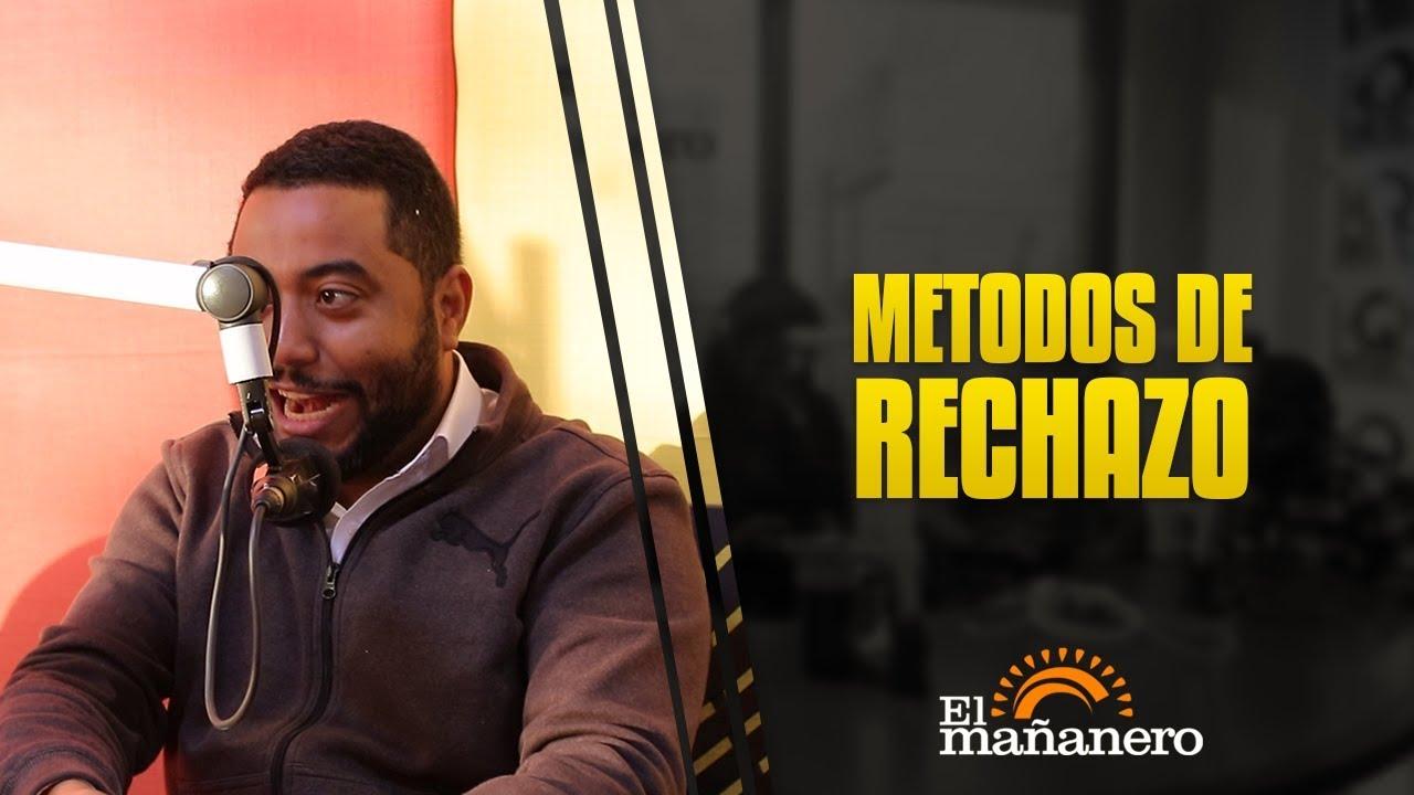 Metodos de rechazo del dominicano 2018