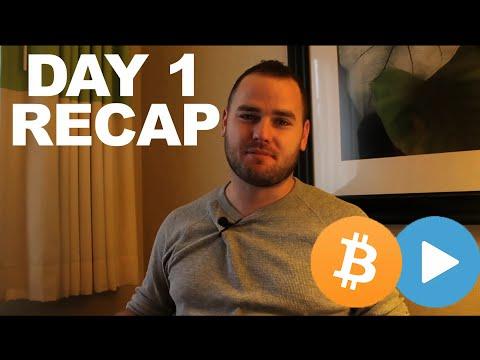 Bitcoin Documentary: DAY 1 RECAP (Toronto, ON & Ottawa, ON) #theBITmovie