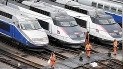 Frankreich: Unbefristeter Streik bei Staatsbahn SNCF