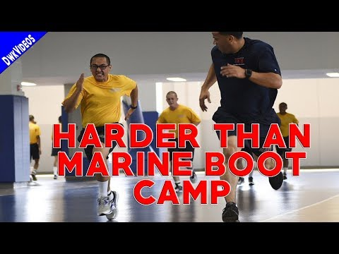 US NAVY Fitness Test - Could YOU Pass?