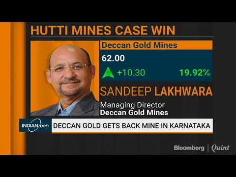 Deccan Gold Mines Glitters After Favourable Supreme Court Ruling