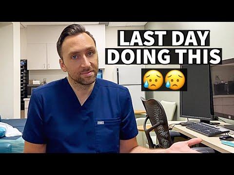 DOCTOR VLOG: Last Day on BODY IMAGING & SICK DAY | Radiology Residency #MedicalRadiology