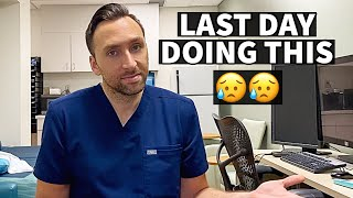 DOCTOR VLOG: Last Day on BODY IMAGING & SICK DAY | Radiology Residency