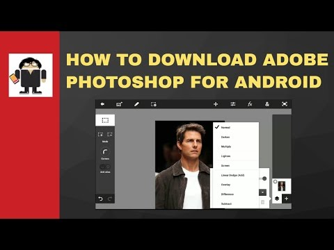 How To Download Adobe Photoshop On Android