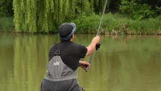 MAP Knock-Out Series Round 5 - Tony Curd Vs Jason Collins - Match Fishing