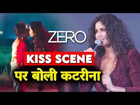 Shahrukh के साथ Kiss Scene पर बोली Katrina Kaif   Husn Parcham Song Launch