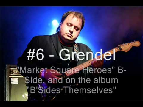 The Best Guitar Solos of Steve Rothery