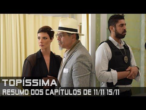 Topíssima - Resumo de 11 a 15 de novembro de 2019