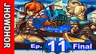 Valdis Story: Abyssal City -11- Final Secreto ( Eye of Alagath, Anemone e True Anemone ) Boss #PT-BR