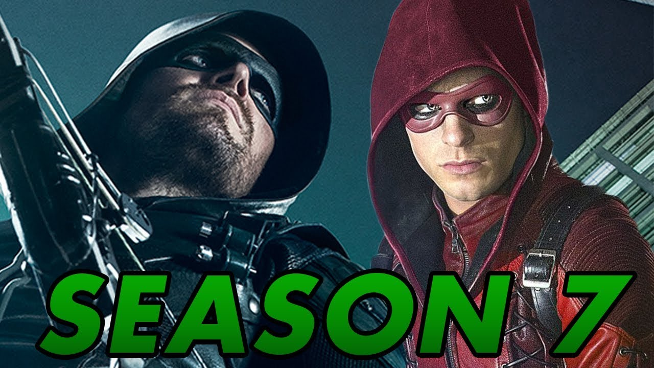 Image result for arrow season 7