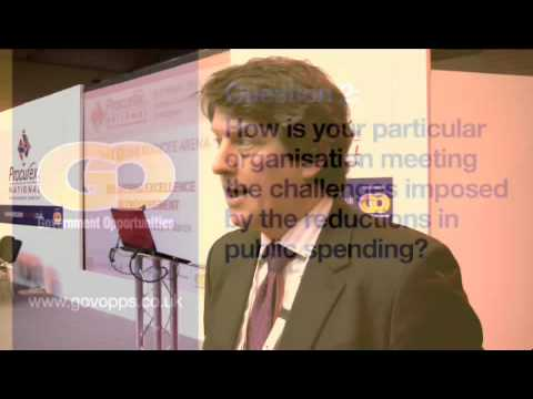 Paul Mallory at Procurex National 2011