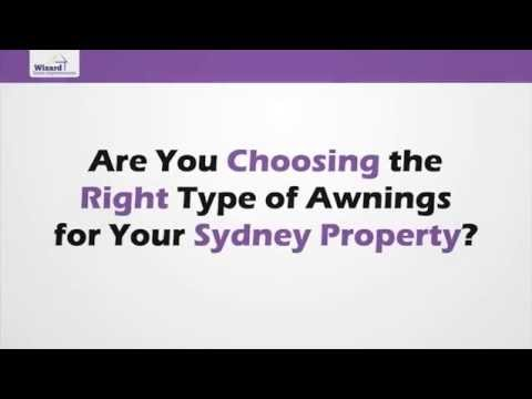 Choosing The Right Type Of Awnings For Your Home Youtube
