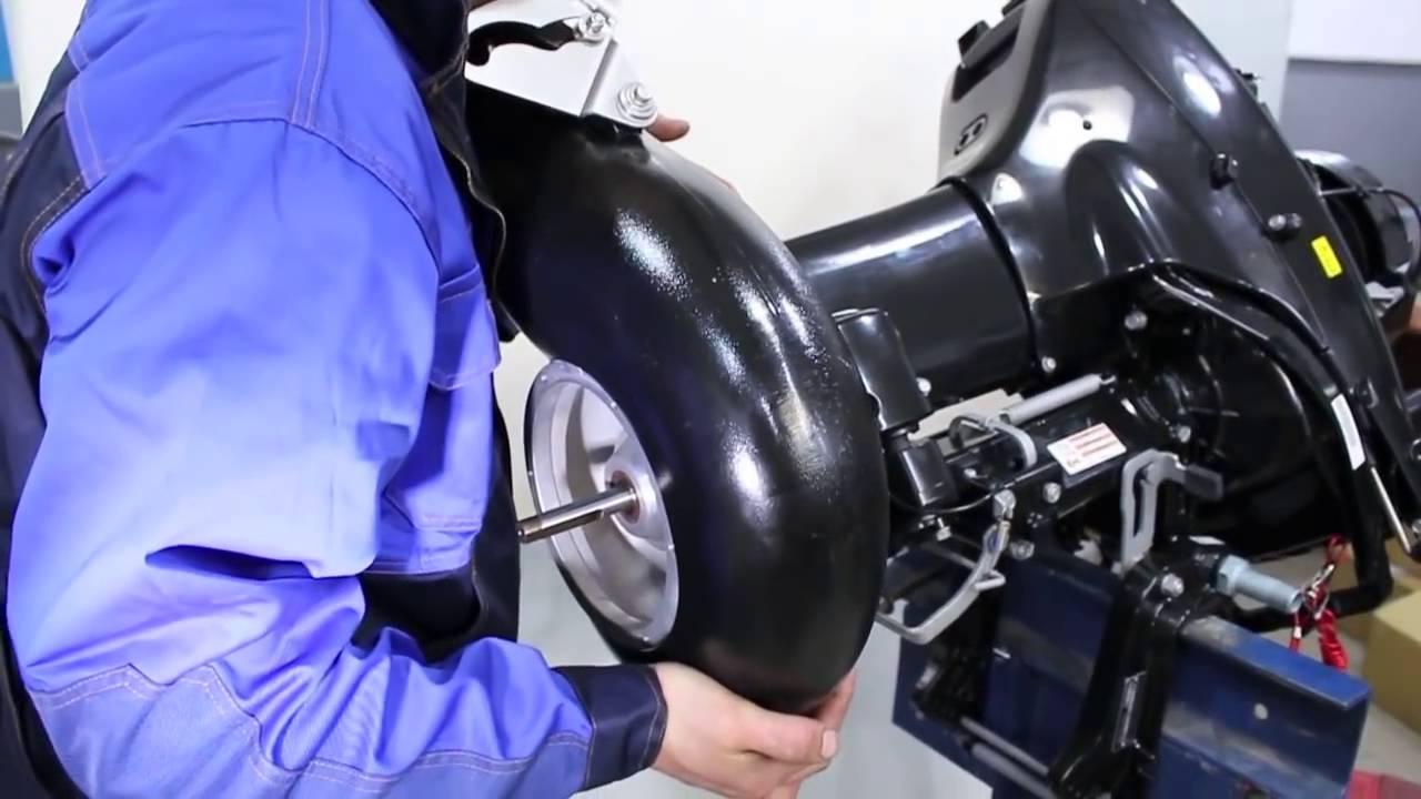Водометная насадка Suzuki DT30