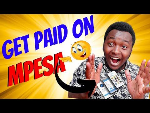 Online Jobs in Kenya That Pay Through Mpesa In 2021 Kazi app