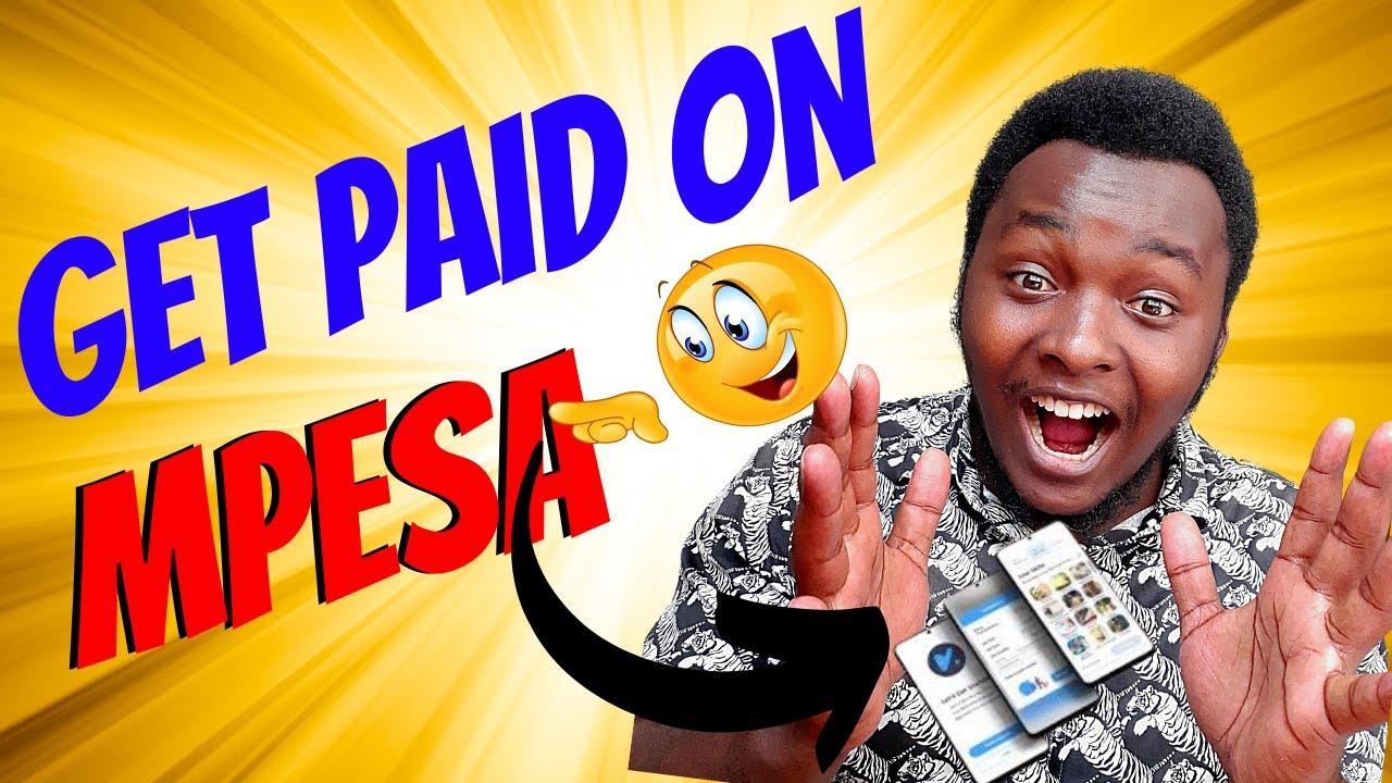 Online Jobs in Kenya That Pay Through Mpesa In 2021 Kazi app - YouTube