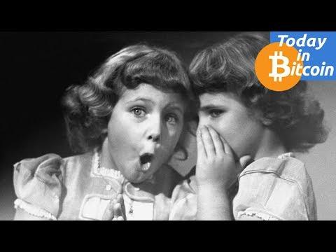 Today in Bitcoin (2017-08-18) - Sneaky Bitpay - Schiff Doubles Down - Bitcoin Australia