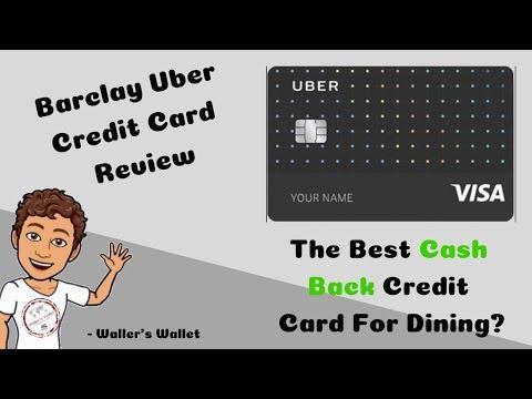 Barclay Uber Visa Credit Card Review- Waller's Wallet