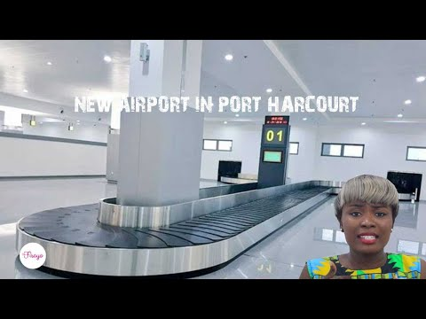 The New International Airport Terminal in PORT HARCOURT Reaction & Review | TheFisayo