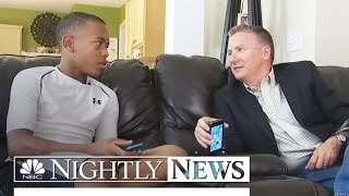 Is Too Much Technology Hurting Kids' Developmental Growth? | NBC Nightly News