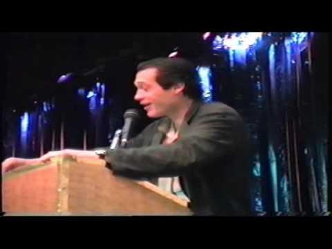 TunnelCon II 1992 Q&A Jay Acovone pt 1