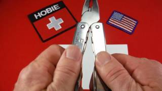 Victorinox SwissTool Spirit X multi tool- best thing Victorinox has ever made?