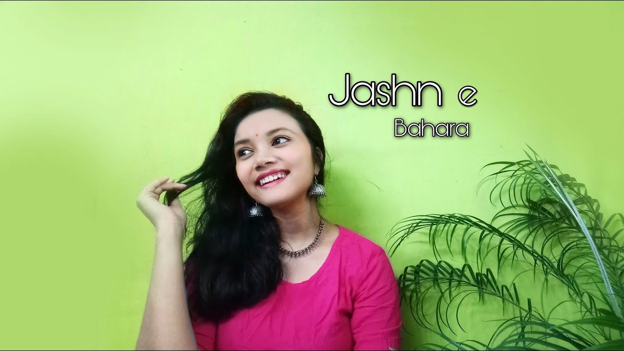 Jashn E Bahaara | Jodha Akbar | Dance Cover | Natya Social | Tanushree datta