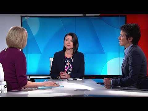 Amy Walter and Tamara Keith on GOP support for Kavanaugh, Rod Rosenstein's future