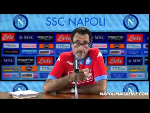 VIDEO - Gino Rivieccio imita Maurizio Sarri