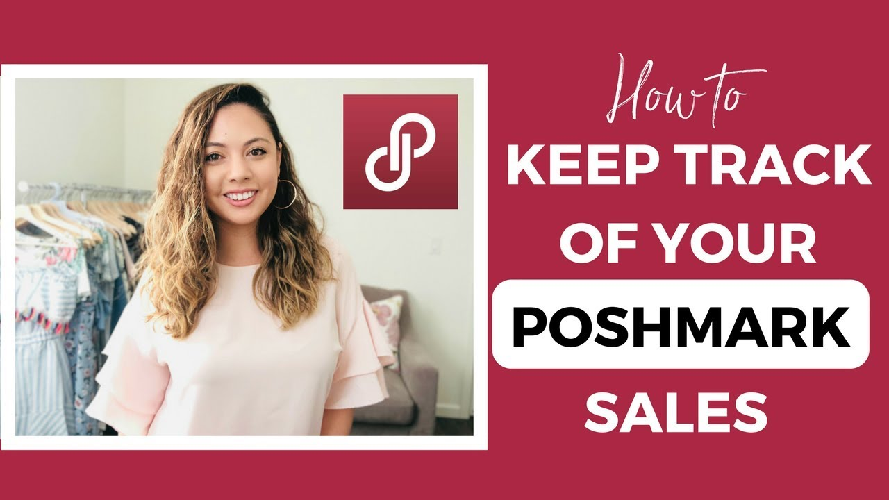 how to keep track of your sales inventory on poshmark monika