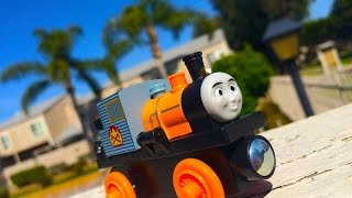 Thomas The Tank Dash Toy Train Review Character Friday By Mattel Fisher Price