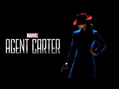 "Marvel's Agent Carter ""Peggy's saga"" trailer"