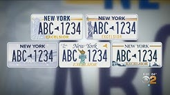 New NY License Plate Plan Sparks Outrage
